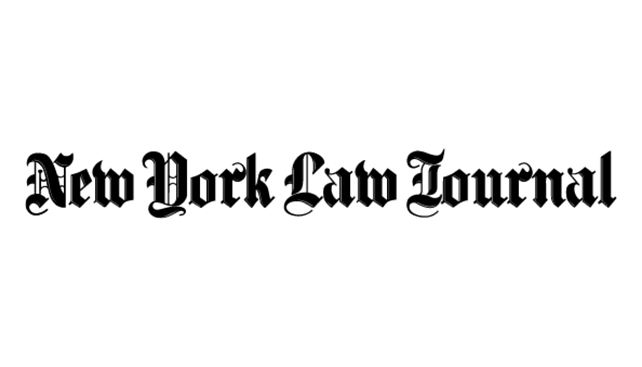 "Robin Cohen and Lauren Varnado publish article on ""Insurance Coverage in the Wake of the New York Child Victims Act and Sex Abuse Lawsuits"" in the New York Law Journal"