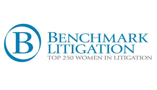 "Robin Cohen, Gayle Klein and Elizabeth Sherwin Recognized Among ""Top 250 Women in Litigation"" by Benchmark Litigation"