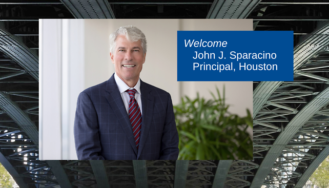 McKool Smith Welcomes Bankruptcy Veteran John Sparacino in Houston