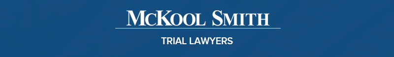 McKool Smith Trial Lawyers